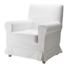 Turn ikea jennylund chair into a swivel rocker for baby nursery. The look for less.