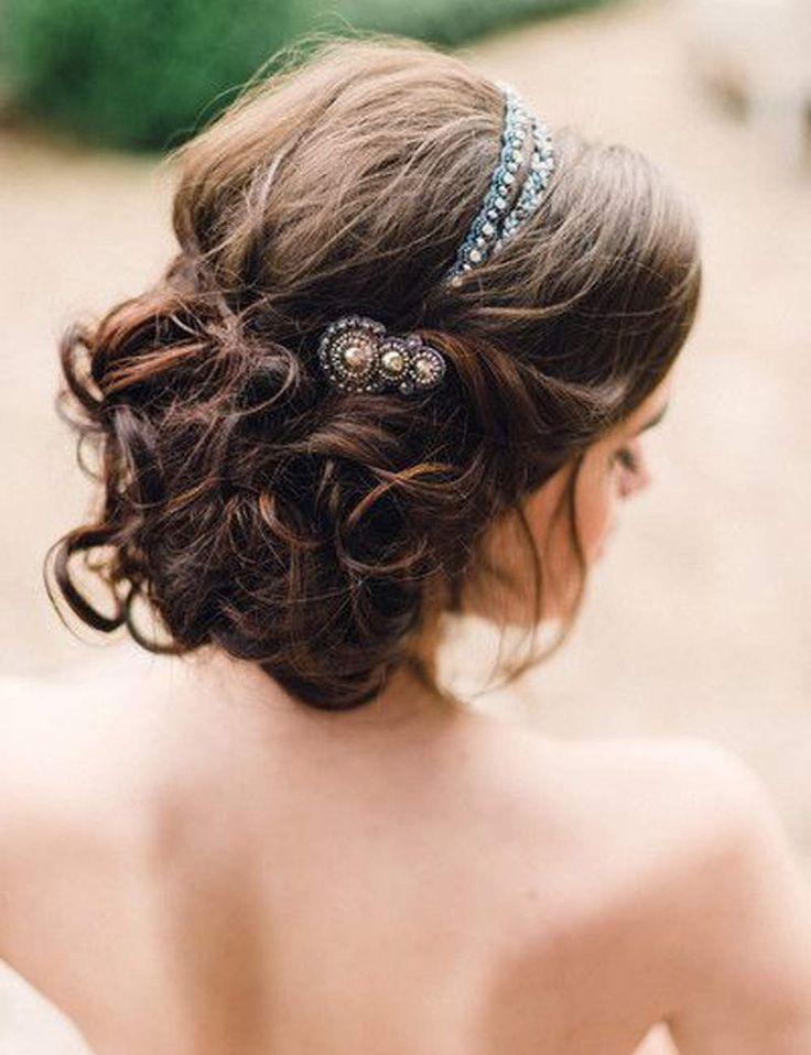 Coiffures de mariée : les tendances de 2015