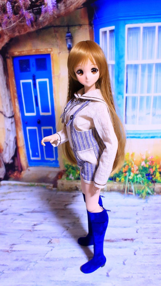 how tall is smartdoll mirai