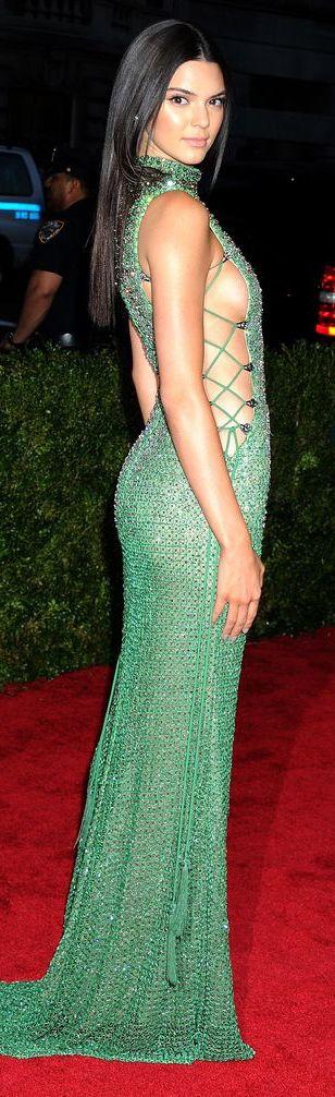 Kendall Jenner at Met Gala 2015
