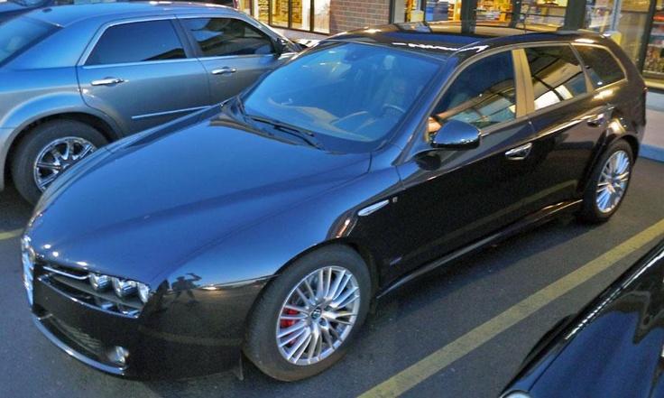 Alfa Romeo 159 Sportwagon: Sportwagon Ti, Alfa Romeo, Dream, Metro Detroit, Chrysler Random, Romeo 159, Random Stuff, Alfisti Io
