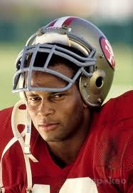 Ronnie Lott! Photo 1 of 3. A portrait of