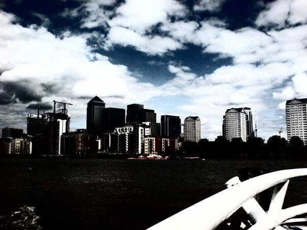 The Thames Series 1 of 4, 2010. (ryanjhughes).