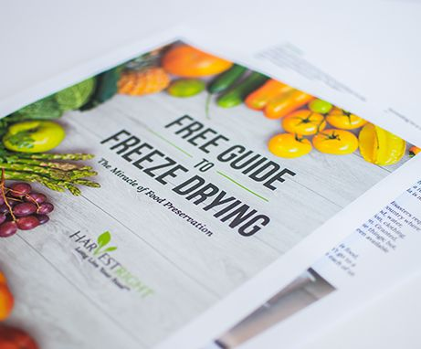 Harvest Right | In-Home Freeze Dryers, Greenhouses & Shelters