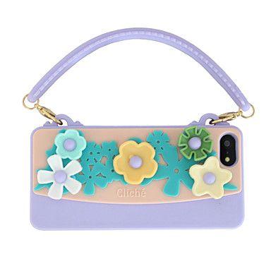 cas arrière en forme de sac à main de dames pour iphone 5/5s (couleur aléatoire) – EUR € 6.43