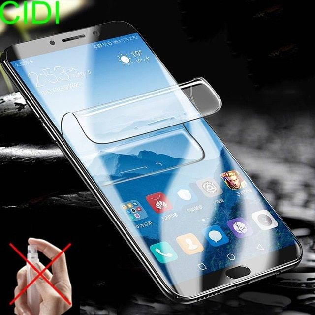 Ysw For Oneplus 5 5t 3 3t 3d Soft Hydrogel Screen Protector Full