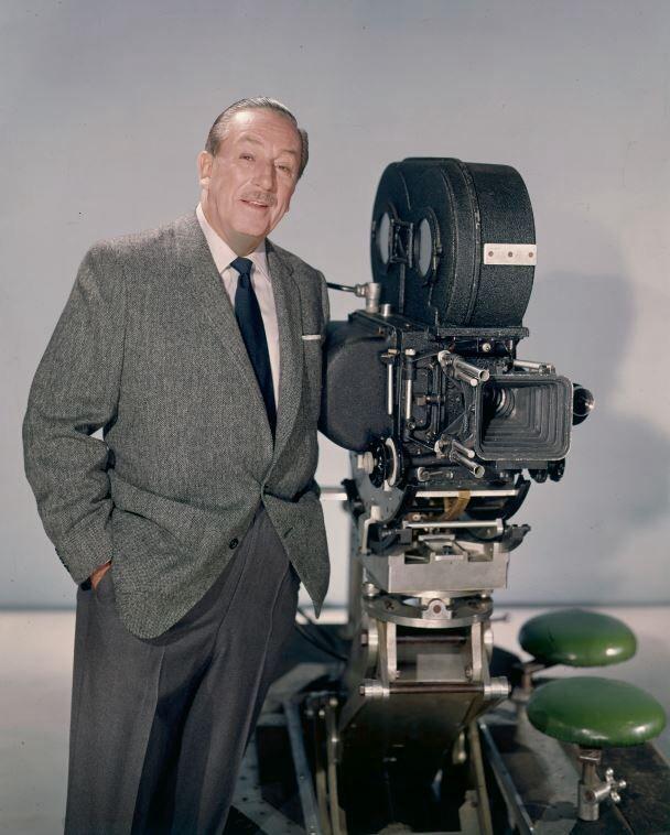 Walt Disney's MultiPlane Camera