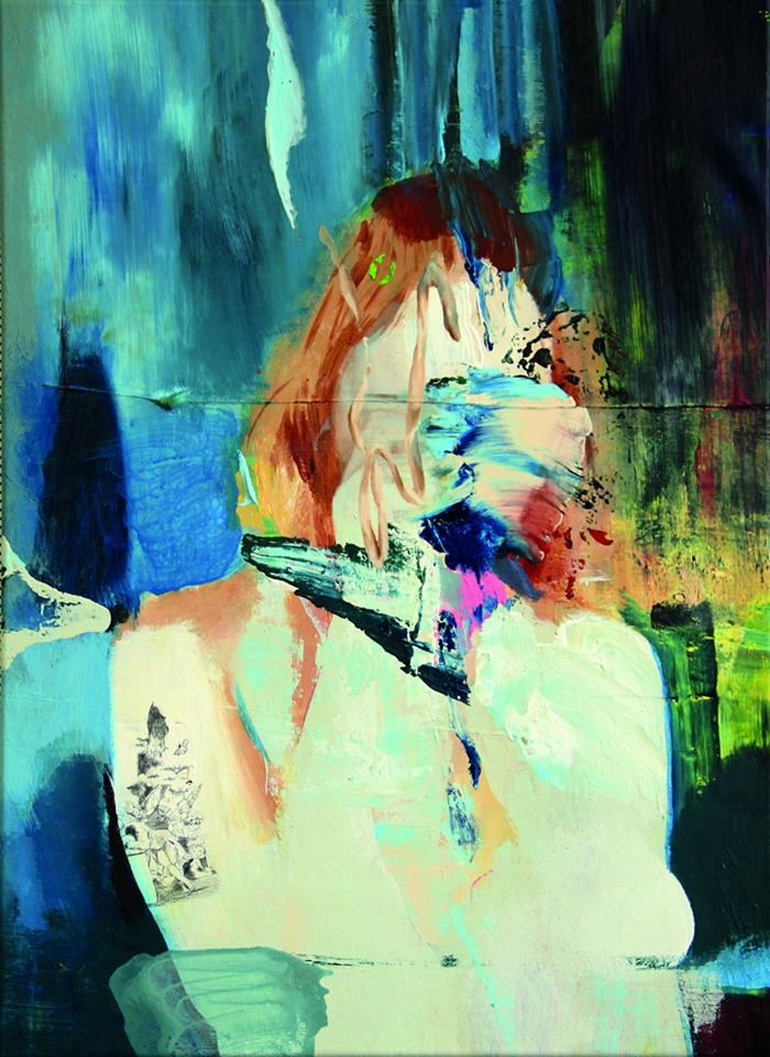 Sneak peek_04 Giuseppe Gonella, Sie 2013, Acryl auf Leinwand Acrylic on canvas, 70 x 50 cm
