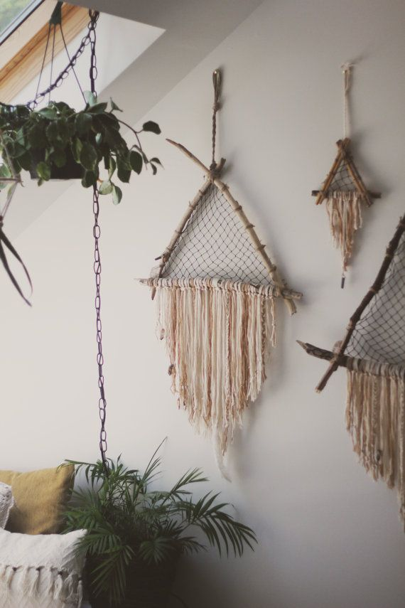 Giant+Triangle+Crystal+Dreamcatcher+by+Hummusbird+on+Etsy