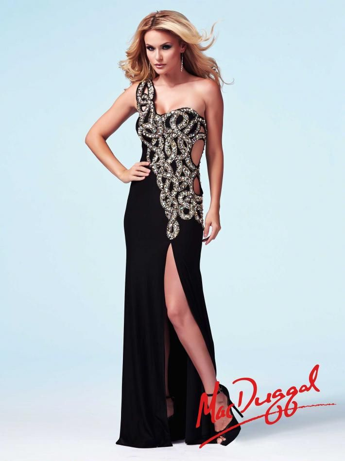Cassandra Stone by Mac Duggal Style 76564A now in stock at Bri'Zan Couture, www.brizancouture.com
