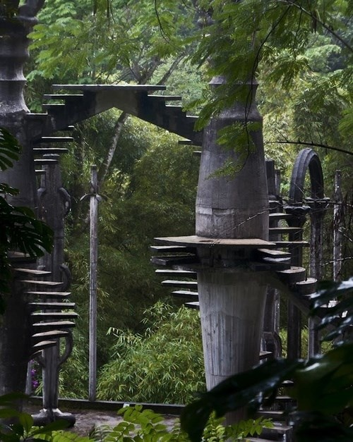edward james / las pozas, xilitla