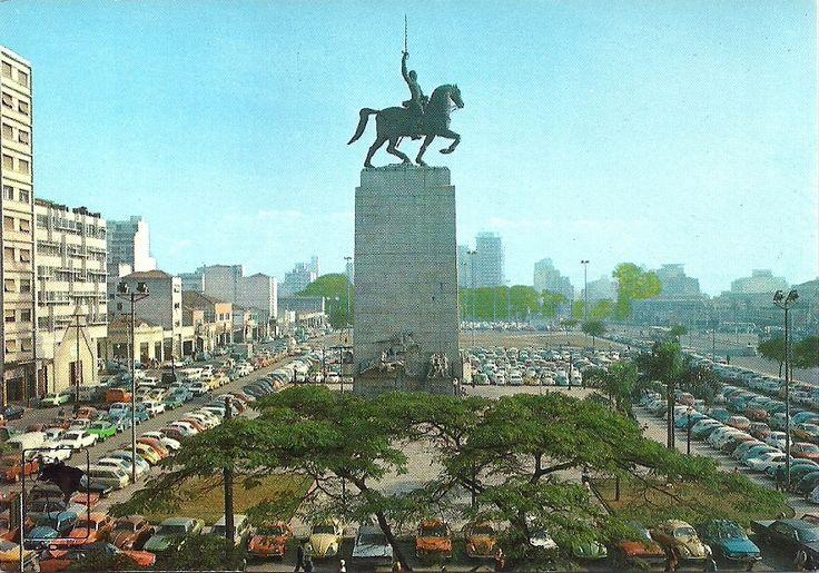 anos 70 - Praça Princesa Isabel - Edicard - DCP