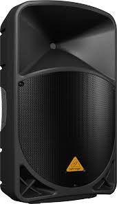 "Behringer B115W Eurolive 15"" Powered PA Speaker Bluetooth"