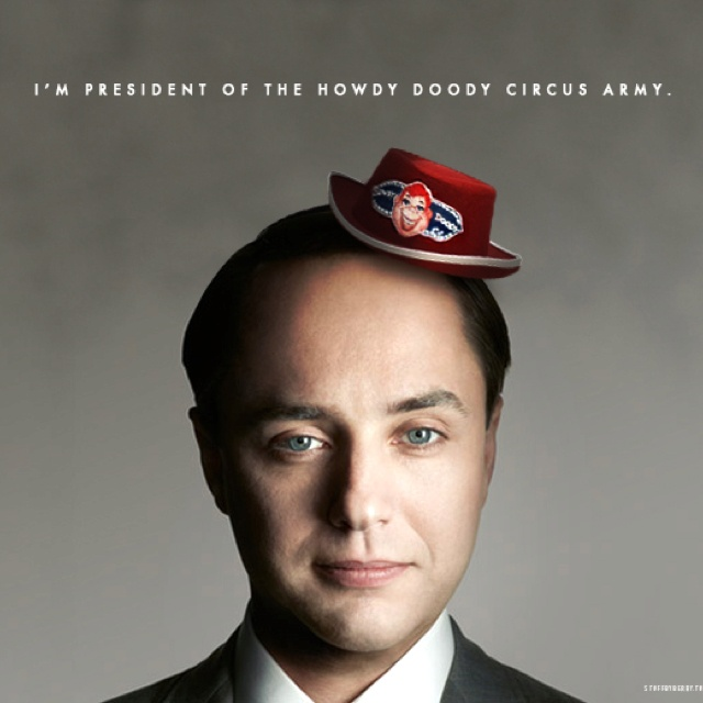 Pete Campbell.