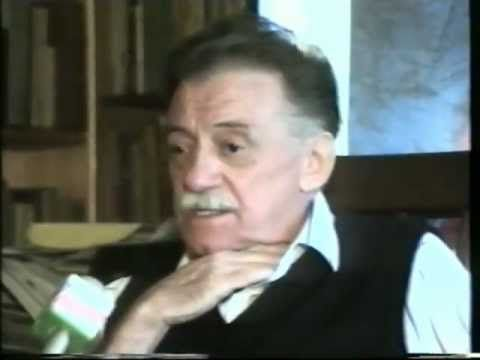 Entrevista al escritor Mario Benedetti