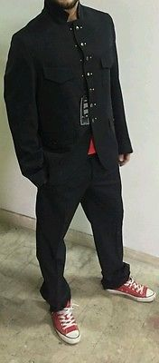Abito maschile cerimonia giacca pantalone elegante classico sposo uomo nero 5254 | Abbigliamento e accessori, Uomo: abbigliamento, Completi e abiti sartoriali | eBay!