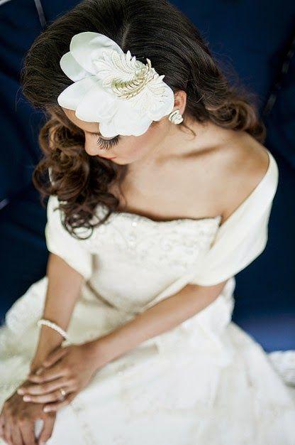 Demoazele: ♥ Bridal Inspiratios - Accesorii de par ♥