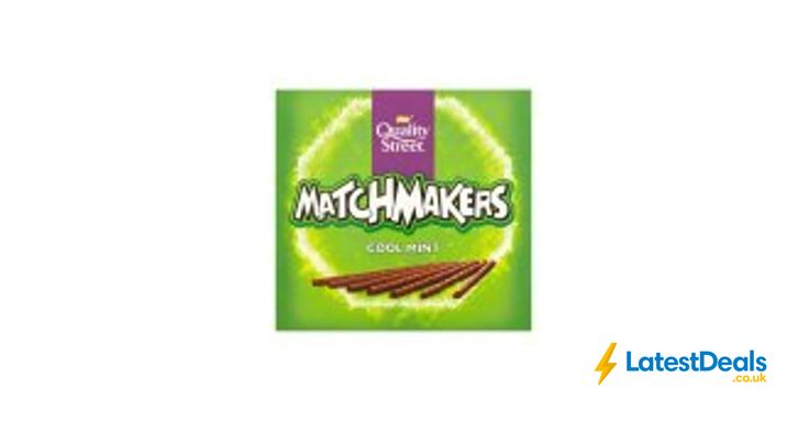 Quality Street Matchmakers Mint or Orange *HALF PRICE*, £1 at Tesco