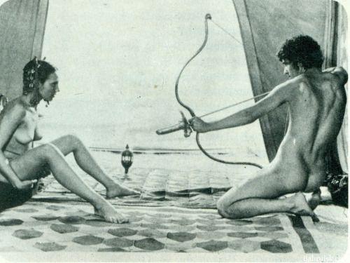 PIER PAOLO PASOLINI: Il fiore delle mille e una notte (1974) Arabian nights