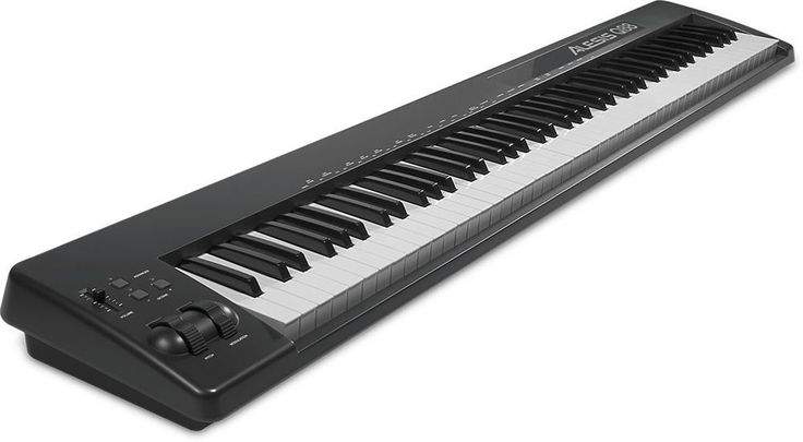 Enjoy the extended range of a full piano keyboard. Equipped with 88 semi-weighted, velocity-sensitive keys, the Q88 provides an excellent feel that conveys all the nuances of your playing. Due to high demand and an ever changing inventory, products are available while supplies last. | eBay!