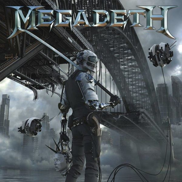 "Megadeth: ""Dystopia"","