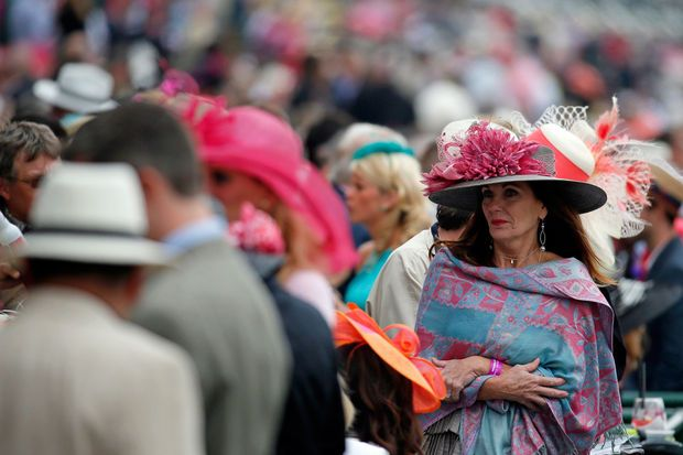 Kentucky Derby 2018: Celebrities, fashion, infield at ...