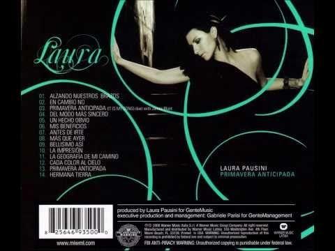 Laura Pausini / Primavera Anticipada (Full Album)