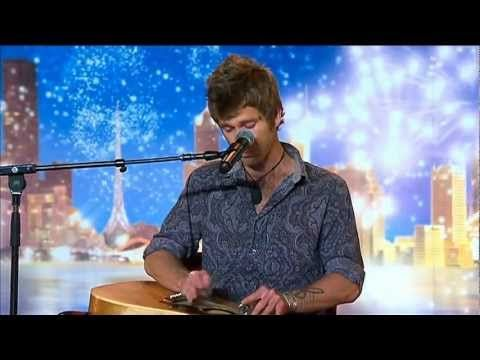 Australia's Got Talent 2012 - Owen Campbell Audition! (The Guy with the Bad Attitude)... I know it isn't x factor