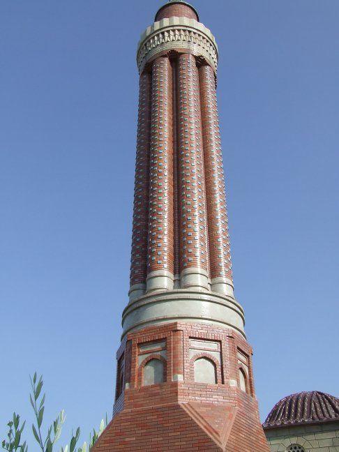 antalya yivli minare cami -SELÇUKLULAR