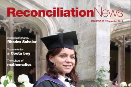Reconciliation News September now online. Worth a read!! http://www.reconciliation.org.au/wp-content/uploads/2014/09/RecNewsSep14.pdf