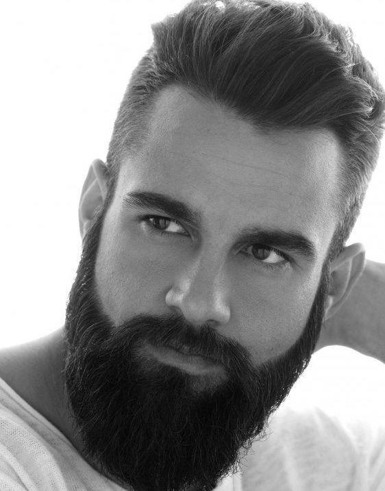 corte para cabelo grosso e volumoso masculino - Pesquisa Google