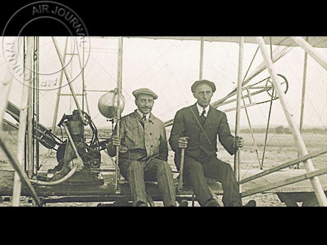 Le 28 septembre 1908 dans le ciel : Wilbur Wright multiplie les performances