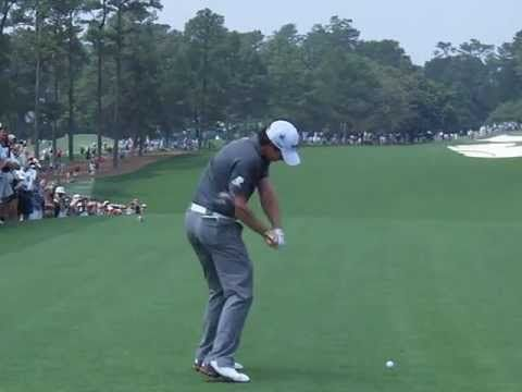 Rory McIlroy Slow Motion Driver Golf Swing