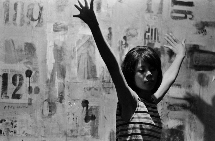 Michael Rougier — Yoko, 17 years old - Tokyo - 1964.