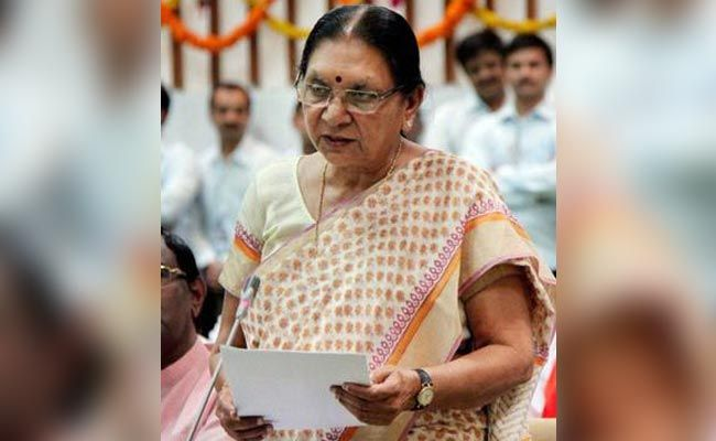 BJP Parliamentary Board To Decide On Anandiben Patel's Replacement: Amit Shah