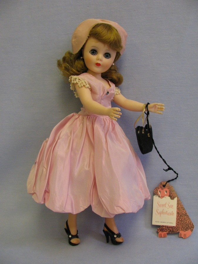 Sweet Sue Sophisticate, 14 inches by American Character Doll