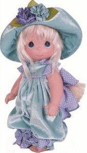 Кукла  Precious Moments Анютины глазки 30см
