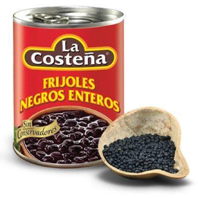 La Costena Zwarte Bonen - Mexicanfood.be