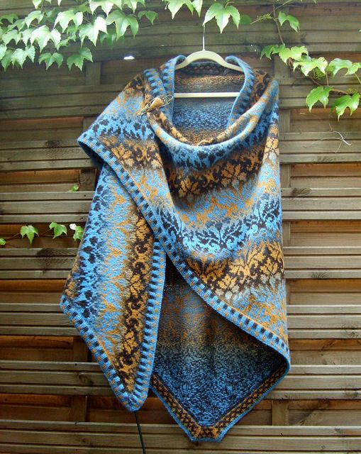 401 best Fair Isle and Colorwork! images on Pinterest | Knit ...