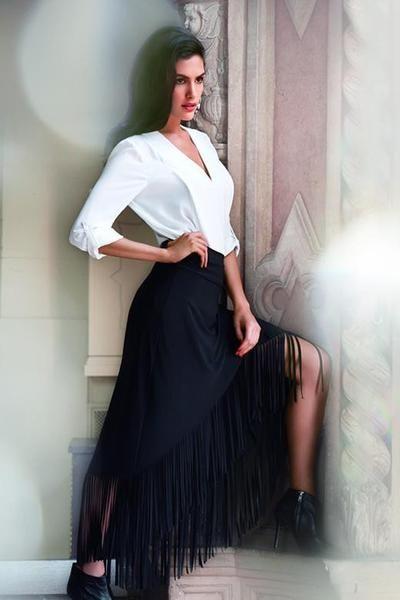 Joseph Ribkoff Skirt Style 163081