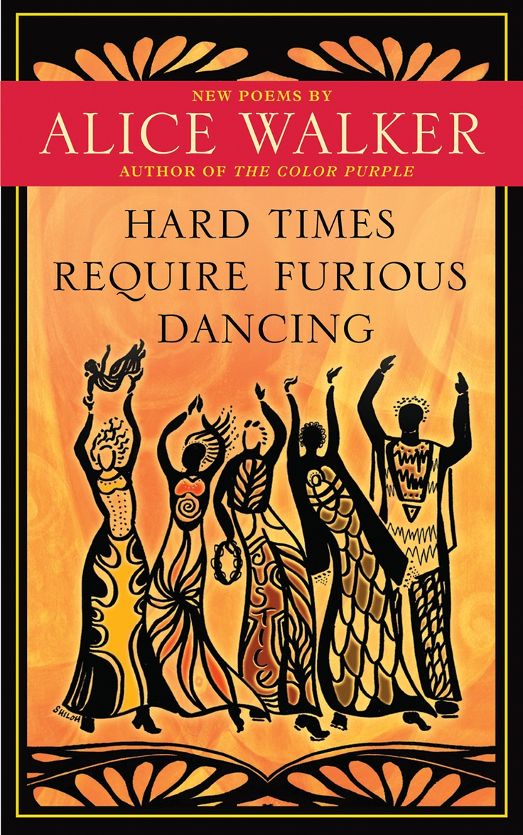 Book Cover ~ Hard Time Require Furious Dancing