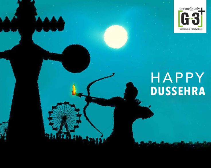 May this Dasara, light up for us, The hopes of happy times, and dreams for a year full of smiles. Happy Dussehra to all from G3+