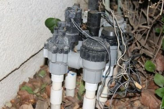 Replacing A Sprinkler Valve in a Home Irrigation System