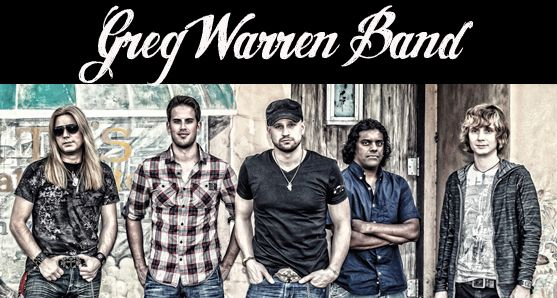 Check out Greg Warren Band on ReverbNation