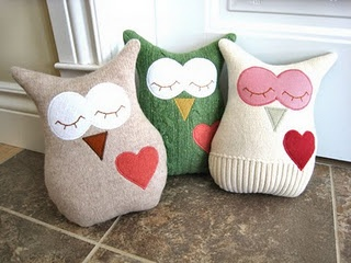 These look cute and easy @Emily Schoenfeld Schoenfeld Waeltz, no pattern though