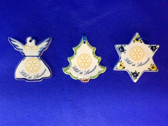 """Auguri di Natale"""" Rotary club Lanciano Abruzzo"""