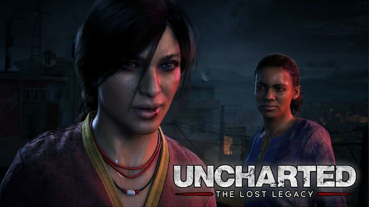 UNCHARTED 5 The Lost Legacy - Play Station Experience 2016 - Announce Trailer