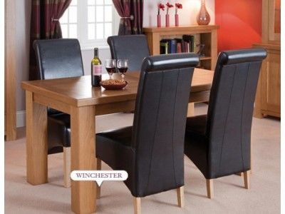 Morris Winchester Fixed Top Dining Set £751.98