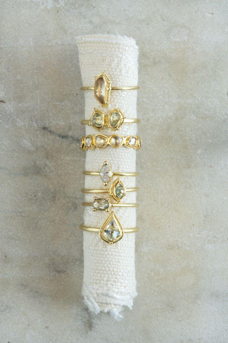 Tura Sugden | Natural Green Diamonds | QUITOKEETO