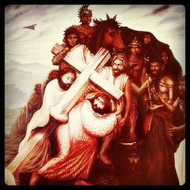 #Jesus #Cross